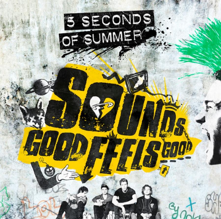 Nytt album fra 5 Seconds Of Summer