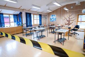 Lærere bekymret for smitte når skolene går til gult nivå
