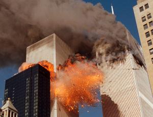 Hver flystyrt 11. september minnes med ett minutts stillhet