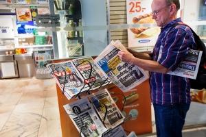 Nyheter på mobil mer populære under koronapandemien