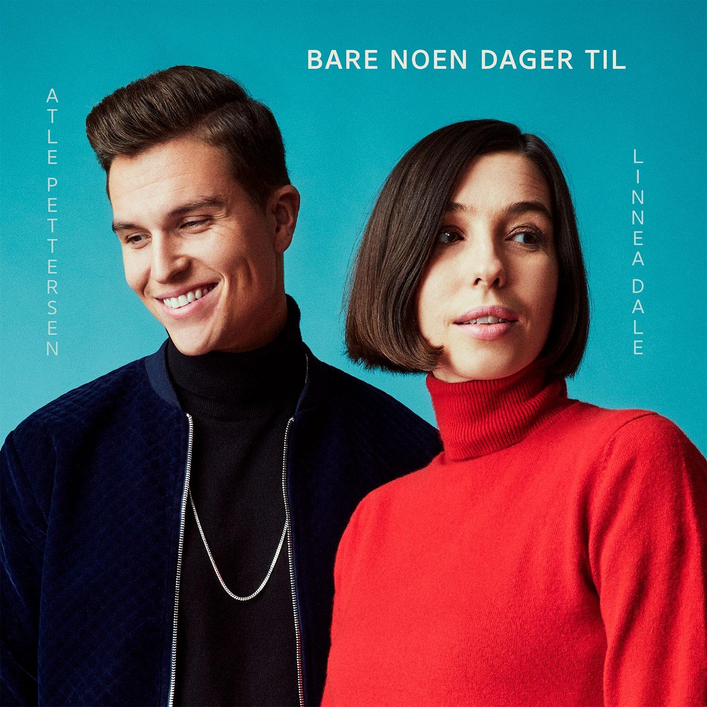 Atle Pettersen slipper julesang med Linnea Dale