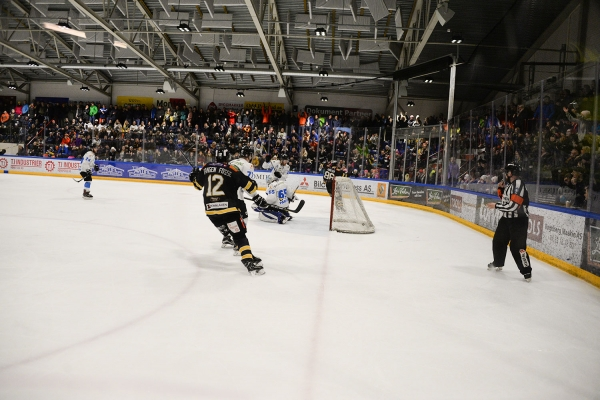 Ringerike Panthers godkjent for GET