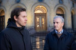 Utøya-leder blir Nobelkomiteens yngste medlem noensinne