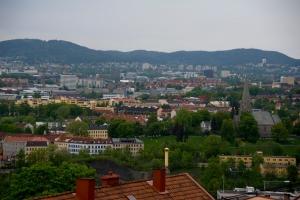 Nå er hele Oslo rødt