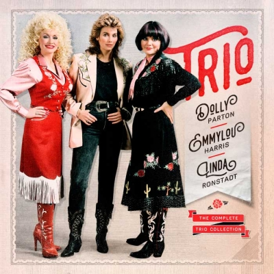 Dolly Parton, Linda Ronstadt og Emmylou Harris slipper samlealbum!
