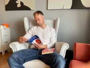 Mer angst og fobier under pandemien: Kristian (33) mistet grepet om livet sitt