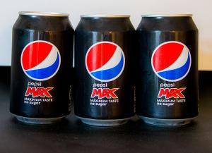 Nordmenn drikker stadig mer sukkerfri brus