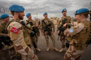 Norge har brukt over 32 milliarder på militæroperasjoner i utlandet