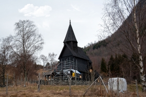 Regjeringen bevilger millioner til kirkebevaring