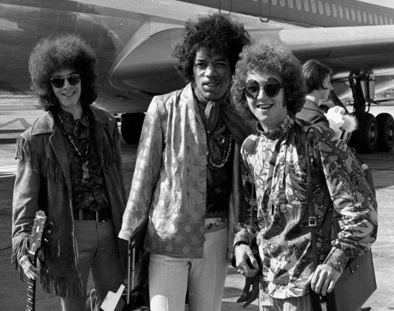 50 år siden Jimi Hendrix døde