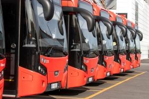 Busstreiken: Fremdeles fastlåst konflikt - hele landet rammet