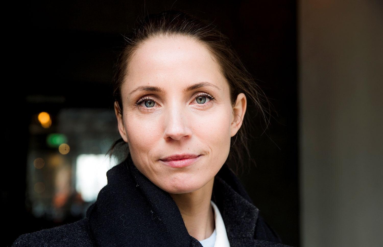 Tuva Novotny melder seg med ny film, der hun igjen har skrevet manus