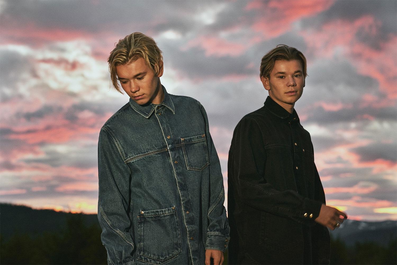 Endelig ny musikk fra Marcus og Martinus!