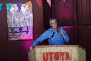 Støre etter at retten stoppet byggingen av Utøya-minnested: – Nok er nok