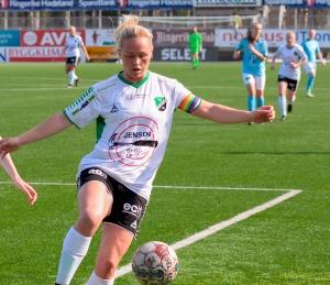 Silje ble årets spiller i 1.divisjon