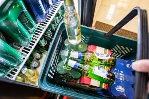Frp tar opp kampen om ølsalg på bensinstasjoner