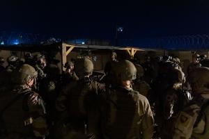 Forsvaret: – Norske soldater i Irak ved godt mot