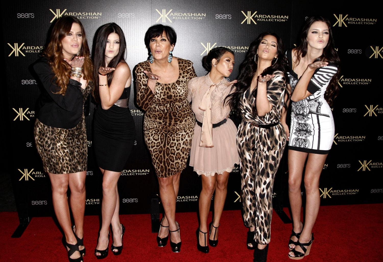 Kardashians TV-serie legges ned