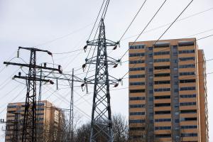 Laveste strømpris på 20 år