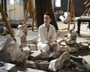 Carol Bove er årets skulptør på Kistefos