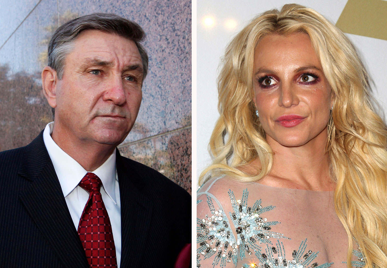 Britney Spears' far ber domstolen om å avslutte vergemålet over datteren
